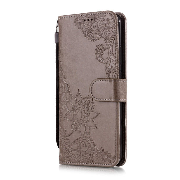 For Huawei Mate 10 Lite Case Flip PU Leather Wallet ShockProof Phone Case For Huawei Mate 10 Pro Case For Huawei Maimang 6