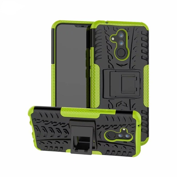 For Huawei Mate 20 Lite Case Shockproof Armor Hybrid PC TPU Phone Case Cover For Huawei Mate 20 Lite Coque