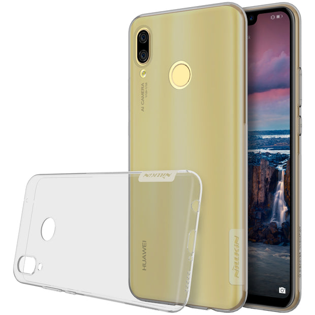 For Huawei Nova 3 Case NILLKIN Nature TPU Soft Back Cover Case For Huawei Nova 3 Silicon Case With Retail Package