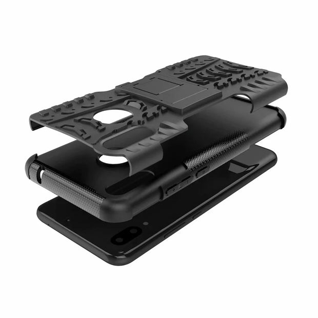 For Huawei Nova 3i Case Heavy Duty Hybrid PC+TPU Shockproof Armor Phone Cover
