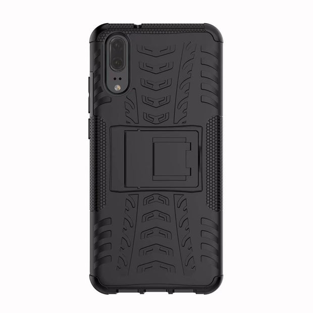 For Huawei P20 Cover Heavy Duty Hybrid Shockproof Phone Case Cover For Huawei P20