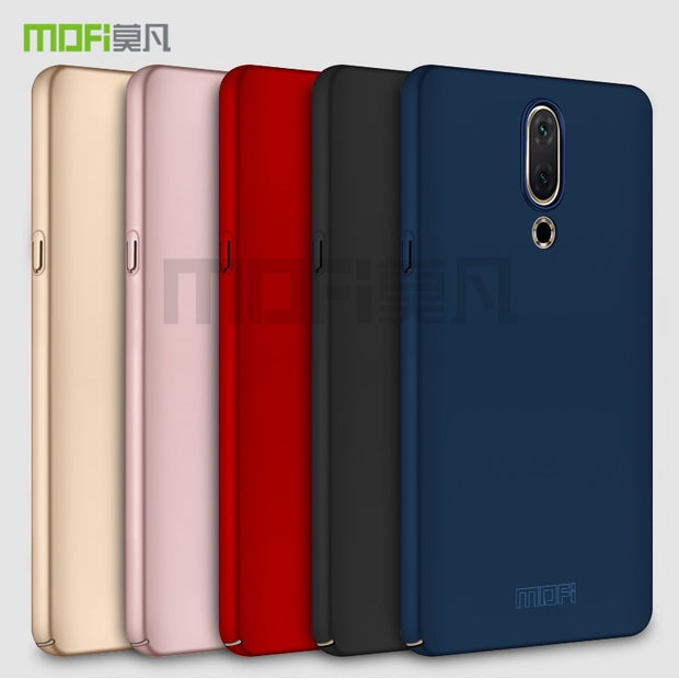 For Meizu 15 Plus Case 5.95 Inch MOFi PC Protective Back Cover Phone Shell Hard Case For Meizu 15 Plus Cover Phone Cases Covers