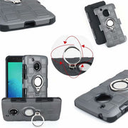 For Motorola Moto X4 Case Silicone+PC Hybrid Back Cover Accessories Armor Coque Fundas Case On Moto E4 G5 G6 Plus G6 Play Cover