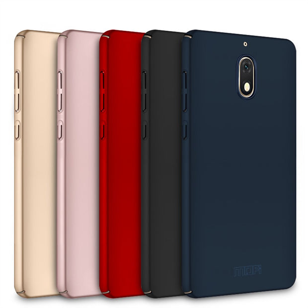 For Nokia 2.1 Case Cover For Nokia 2 2018 Back Cover 5.5 Inch Original MOFi Hard PC Protective Case For Nokia 2.1 Phone Cases