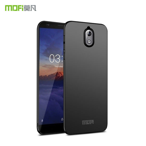 For Nokia 3.1 Case Cover For Nokia 3 2018 Back Cover 5.2 Inch MOFi Hard PC Protective Case For Nokia 3.1 Cover Funda Phone Cases