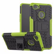 For OPPO F7 Case Shockproof Armor Phone Case Hybrid PC TPU Kickstand Cover For OPPO F7