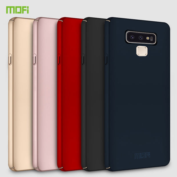 For Samsung Galaxy Note 9 Case 6.4 Inch MOFi Hard PC Protective Case Back Cover Case For Samsung Galaxy Note 9 Cover Phone Shell