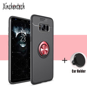For Samsung Galaxy S8 Case Silicon TPU Back Cover Accessories Armor Coque Cases On Galaxy S7 Edge S8 S9 Plus Note 8 9 Fundas