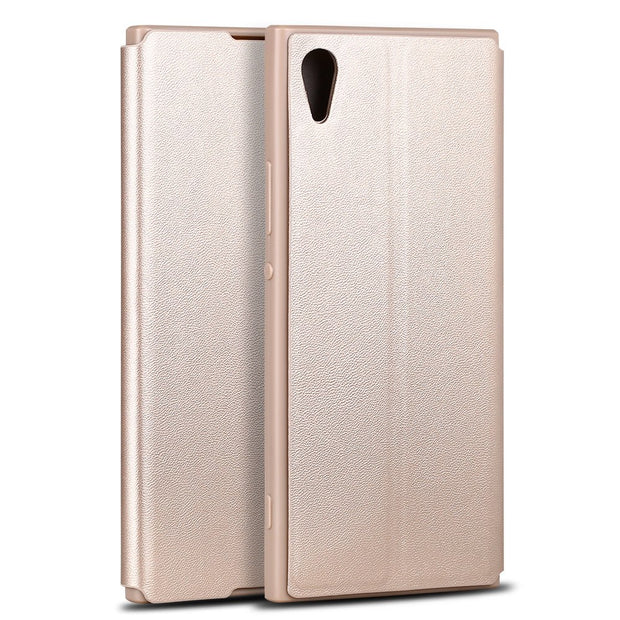 For Sony Xperia XA3 Case Flip Leather TPU Slim Ultra Thin Cover For Sony Xperia XA3 Ultra Case XA 1 For Sony XA1 Flip Case XA XZ