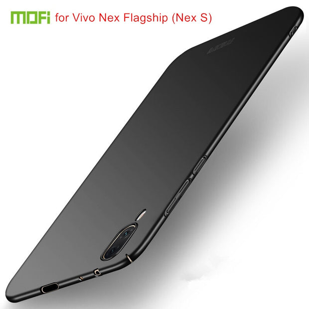 For Vivo Nex Flagship (Screen Fingerprint) Case 6.59 Inch MOFi Hard PC Protective Cases Back Cover Case For Vivo Nex S Cover