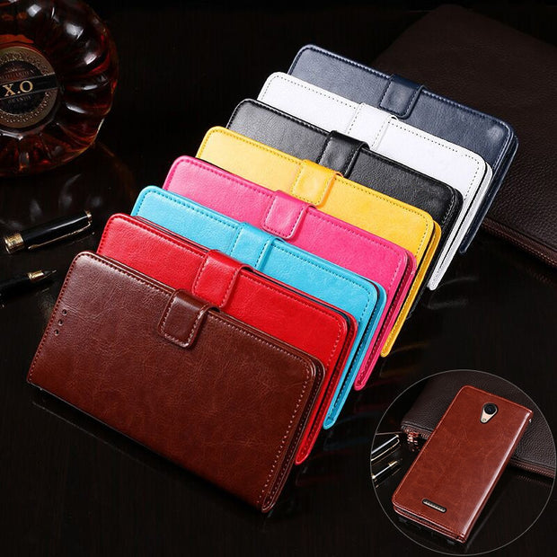 For Coque BQ BQ-5044 Strike LTE Case Wallet Flip Leather & Silicone Back Skin Stand Capa For Bq Bqs-5044 Bqs 5044 Cover Fundas