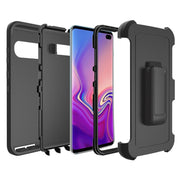 For IPhoneX XR XSMAX 6 7 8 Plus Rotatable Back Clip Screen Protector Belt Clip 360 Degree Shockproof PC Phone Case For IPhone6S
