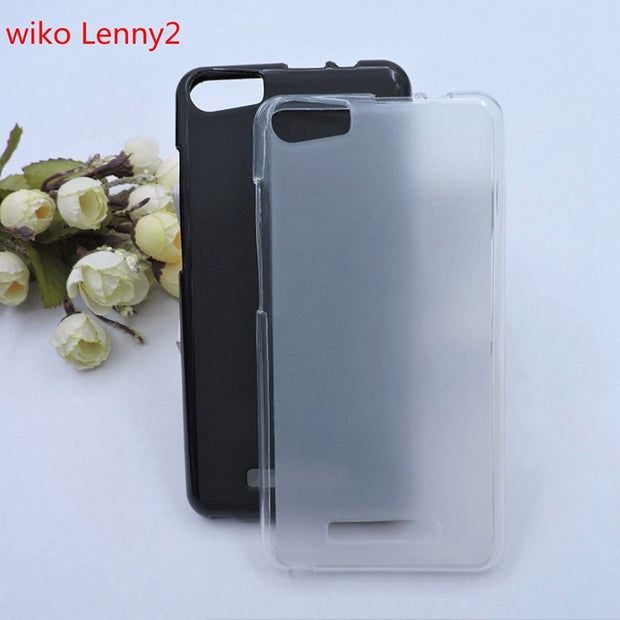 GR Olamexy TPU Pudding Covers Free Shipping Phone Case For Wiko Lenny 2 Silicon Mobile Phones Bag