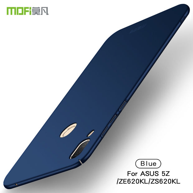 Hard PC Back Cover Case For Asus Zenfone 5Z ZS620KL 6.2 Inch Phone Cases Protective Shell Cover For Asus Zenfone 5 ZE620KL Case