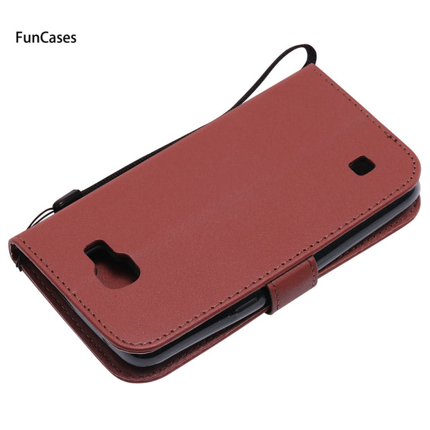 Hot PU Leather Case SFor Aksesuar LG K4 Soft Silicone Back Cover Estojo Geometric Mobile Phone Case For LG K4 Telepon Coverage