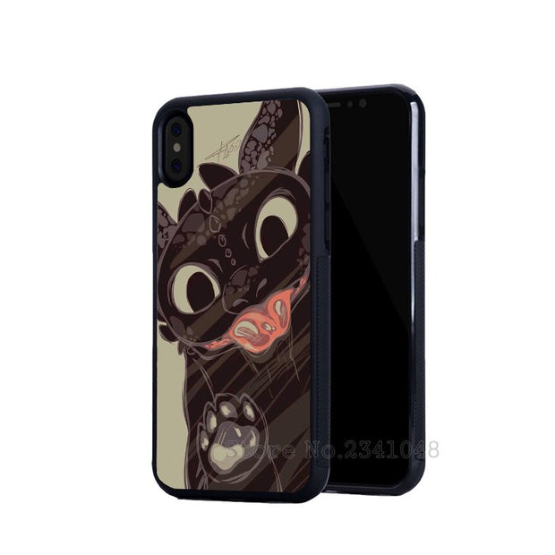 How To Train Your Dragon Besties BFF Best Friends Phone Cases For IPhone 5s Se 6 6s Plus 7 7plus 8 8plus X XR XS MAX Cover