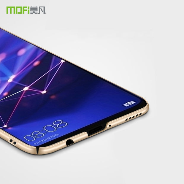 Huawei Mate 20 Lite Case Original MOFi Brand 360 Degree Full Cover Luxury PC Protective Back Cover Case For Huawei Maimang 7