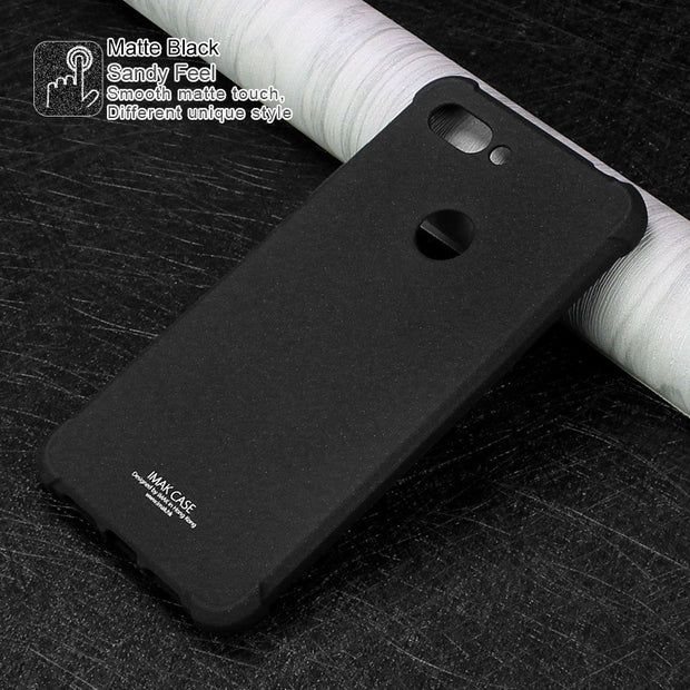 IMAK Xiaomi Mi 8 Lite Case Xiaomi Mi8 Lite Cover Shockproof Airbag Version Soft TPU Back Cover Case For Xiaomi Mi 8X Mi8X