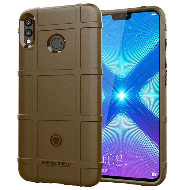 JIATEXIN Shield Series For Huawei Honor 8X Shockproof Armor TPU Case For 8X Max/Enjoy Max Shell Armour Defend Cover Capa Fundas