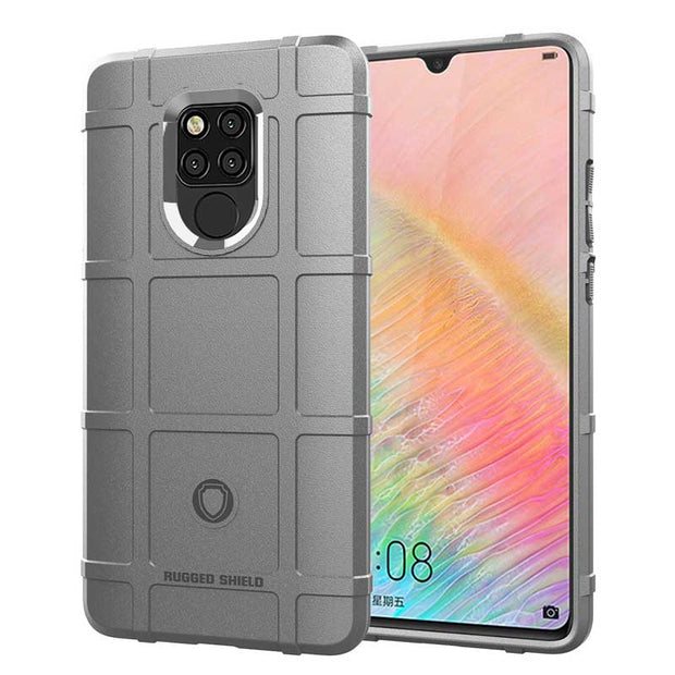 JIATEXIN Shield Series For Huawei Mate 20/Mate 20 X Shockproof Armor TPU Case For Mate 20 Pro Shell Armour Defend Capa Fundas