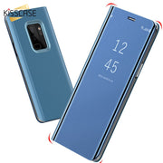 KISSCASE Case For Huawei P20 Pro P20 Lite P20 Luxury Mirror-Size Case For Huawei P30 Pro P30 Mate 20 Pro 20 Capinhas Coque Bag