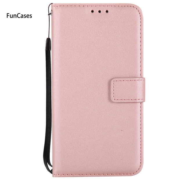 Latest PU Leather Case SFor Coque Samsung J7 Prime Holsters Clips Case Coque Floral Phone Accessory For Samsung Galaxy J7 Prime