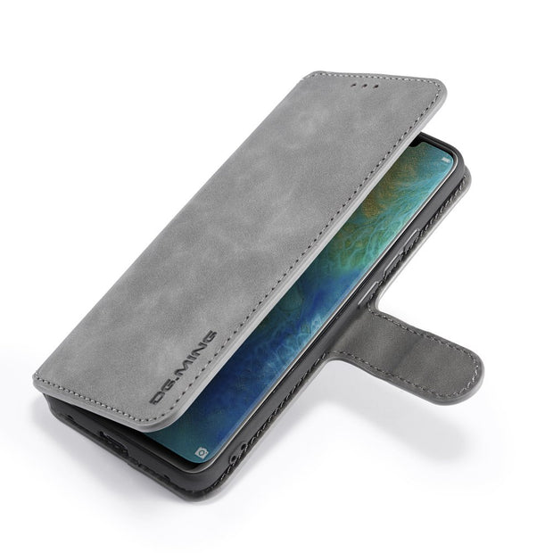Leather Case For Huawei Mate 20 Pro Luxury Flip Wallet Cover Mate20 Pro LYA-L29 LYA-L09 LYA-L0C Bumper Cases LYA L29 L09 L0C Bag