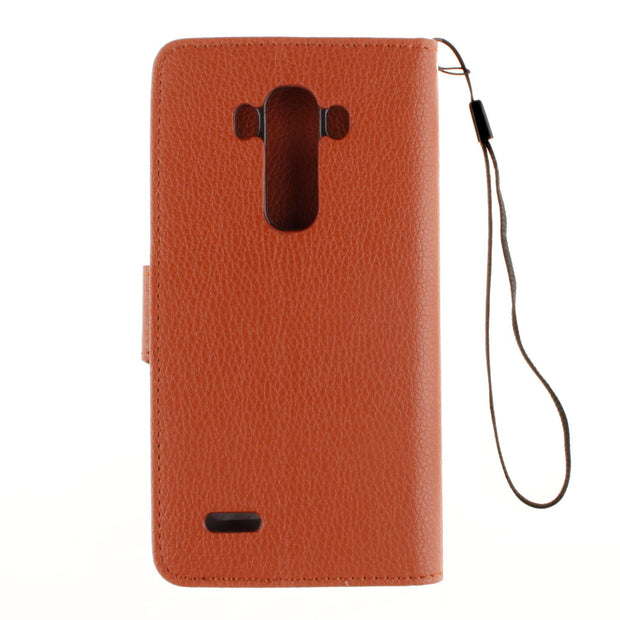Leather Case For LG G4 G 4 H818P H818 H815T H815 H815TR H815P H812 US991 Case Flip Phone Cover H 818P 818 815T 815 815TR 815P