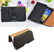 Leather Pouch Holster Belt Clip Case For LEAGOO T5c T5 S10 T8 Z9 M10 M11 Power 2 Pro T8S Power XRover Power 5 S9 Z7 S8 Pro Bag