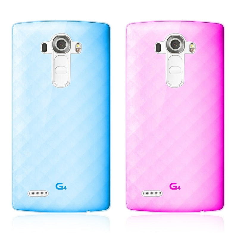reputable site 9dec6 65274 Lgg4 Solid Accessories Case G4 Cover For LG G4 Ultra-thin Fashion Soft  Silicon TPU Back Cover