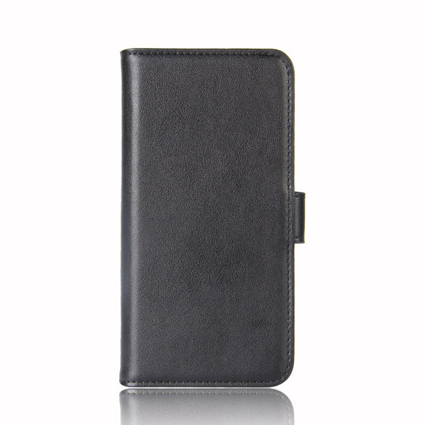Limelan For Moto C E4 Plus Case Luxury Genuine Leather Flip Wallet Stand Phone Cover Coque For Motorola C Plus E4 Card Bag Shell