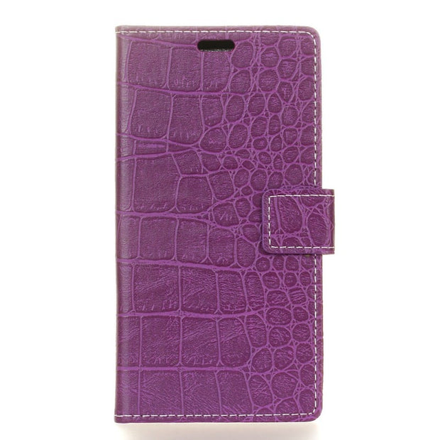 Crocodile purple