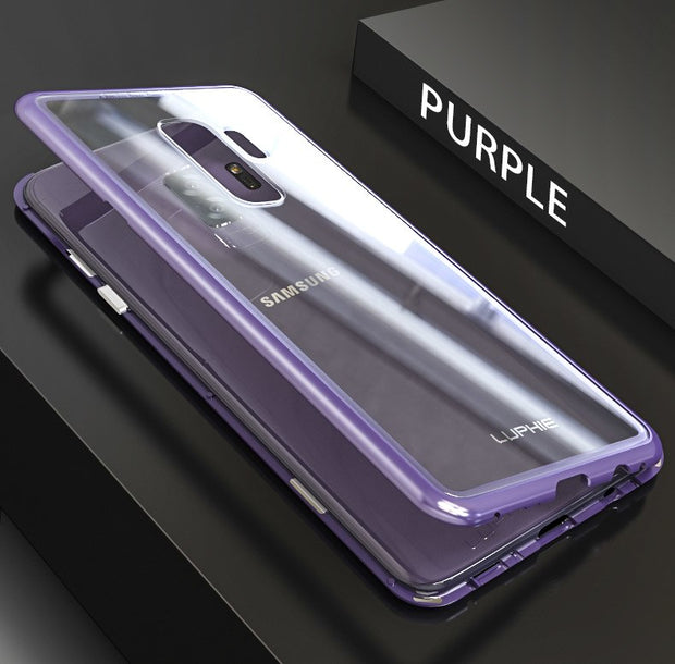 Purple clear