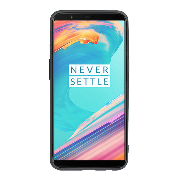 Luxury Back Matte Soft Silicon Case For OnePlus 5T Candy Full Cover For OnePlus 5T Case Phone Coque Fundas