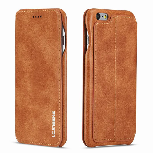 Brown case