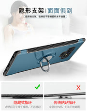 Luxury Phone Etui For Samsung Galaxy Note 9 Case Coque Samsung Note 9 Case Rugged Rubber Back Cover For Samsung Note9 Case Armor