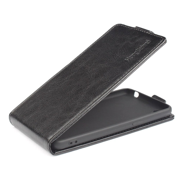 Luxury Leather Case For OPPO A37 Flip Cover Housing Case For OPPO A