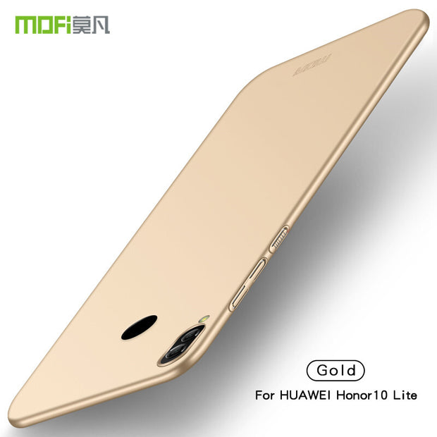 MOFi Hard PC Back Cover Case For Huawei Honor 10 Lite Phone Cases 6.21 Inch Protective Shell Cover For Huawei Honor 10 Lite Case