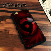 MaiYaCa Anime Naruto Shippuden Case For IPhone 8 Cases Soft Rubber Coque For IPhone8 Soft TPU Back Cover For IPhone 8