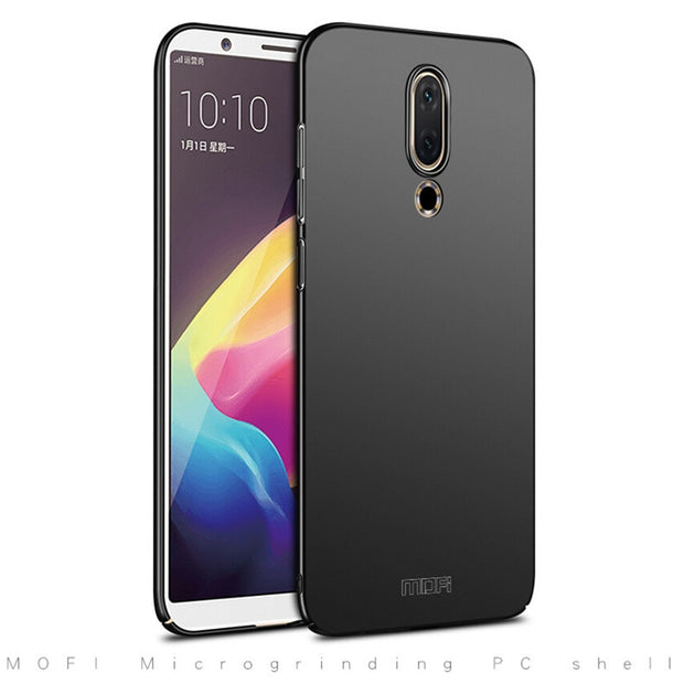 Meizu 16th Case For Meizu 16th Cover MOFi Original Meizu 16th Plus Phone Case Hard PC Case For Meizu 16th Plus Back Cover Shell