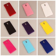 "Meizu M5S Meilan 5s Matte Simple Colorful Fashion Style Phone Case 5.2"" Solid Color Hard Cover"