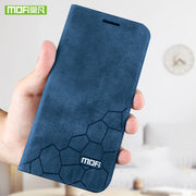 Mofi For Huawei Mate 20 Case For Huawei Mate 20X 20 Pro Case Silicon Mate20 PU Leather Luxury For Huawei Mate 20 X 20pro Case