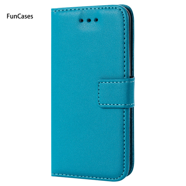 Blue g5 coque