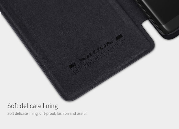 Nillkin Flip Case For Samsung Galaxy Note 8 Qin Series PU