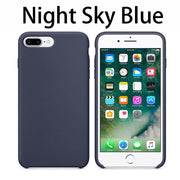 Night sky blue