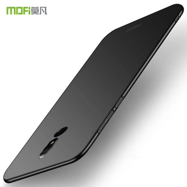 Original MOFi Brand Meizu Note 8 Case Silicone Scrub Cover Hard PC Back Cover For Meizu Note 8 Cases