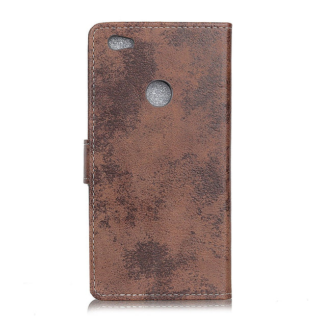 PU Leather For Google Pixel 3 Lite XL Vintage Matte Retro Flip Cover Magnetic Stand Card Money Slot Case For Google Pixel3 Lite