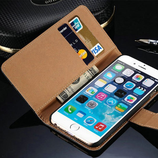PU Leather Phone Case For PPTV King 7 Flip Case For PPTV King 7S PPTV PP6000 Business Case Soft Silicone Back Cover