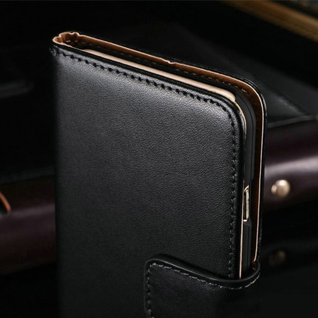 PU Leather Phone Case For Sony Xperia XA2 Flip Case For Sony Xperia XA2 Business Case Soft Silicone Back Cover