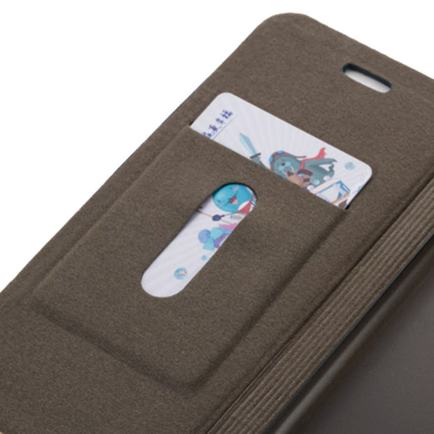 PU Leather Phone Case For ZTE Blade A2 Plus Flip Case For ZTE Blade A2 Plus Business Case Soft Silicone Back Cover